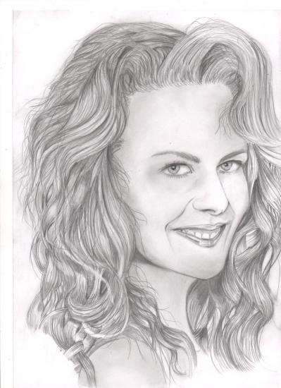 Nicole Kidman por zacke